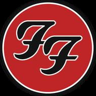 Наклейка Foo Fighter, фото 1