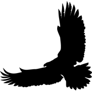Наклейка Орел-088, фото 1