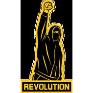 Наклейка Revolution, фото 1