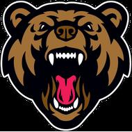 Наклейка Медведь-128, фото 1