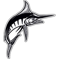 Наклейка Рыба-040, фото 1