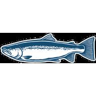 Наклейка Рыба-053, фото 1
