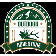 Наклейка Outdoor Adventure, фото 1