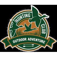 Наклейка Hunting Club, фото 1
