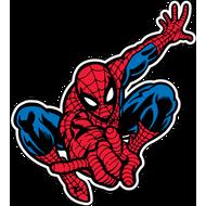 Наклейка Человек-паук, фото 1