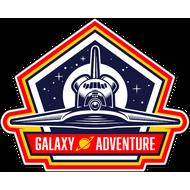 Наклейка Galaxy Adventure, фото 1
