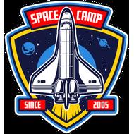 Наклейка Space Camp, фото 1