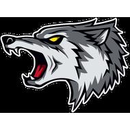 Наклейка Волк-110, фото 1