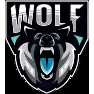 Наклейка Волк-112, фото 1