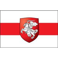 Наклейка Флаг Беларуси, фото 1