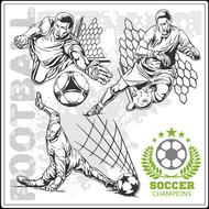 Наклейка Футбол-173, фото 1