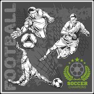 Наклейка Футбол-174, фото 1