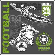 Наклейка Футбол-175, фото 1