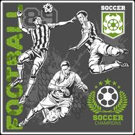 Наклейка Футбол-176, фото 1