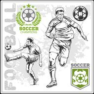 Наклейка Футбол-177, фото 1