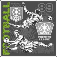 Наклейка Футбол-178, фото 1