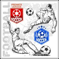 Наклейка Футбол-179, фото 1