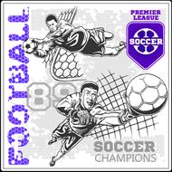 Наклейка Футбол-183, фото 1