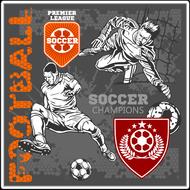 Наклейка Футбол-184, фото 1