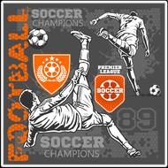 Наклейка Футбол-185, фото 1