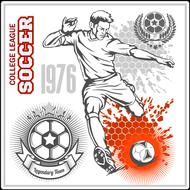 Наклейка Футбол-188, фото 1