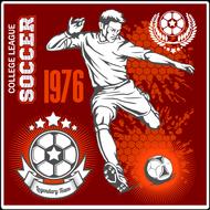 Наклейка Футбол-189, фото 1