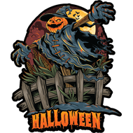 Наклейка Halloween-092, фото 1