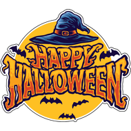 Наклейка Halloween-096, фото 1