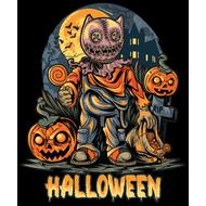 Наклейка Halloween-097, фото 1