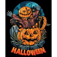 Наклейка Halloween-098, фото 1