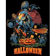 Наклейка Halloween-099, фото 1