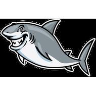 Наклейка Акула-016, фото 1