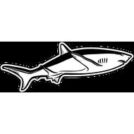 Наклейка Акула-025, фото 1