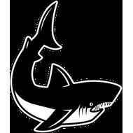 Наклейка Акула-035, фото 1