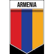 Наклейка Флаг Армении, фото 1