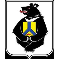Наклейка Герб Хабаровска, фото 1