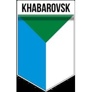 Наклейка Флажок Хабаровск, фото 1