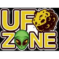 Наклейка UFO Zone, фото 1