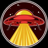 Наклейка НЛО-150, фото 1