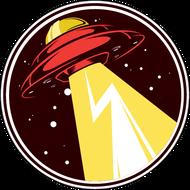 Наклейка НЛО-151, фото 1
