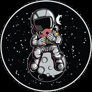 Наклейка Космонавт-157, фото 1