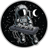 Наклейка Космонавт-158, фото 1