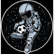 Наклейка Космонавт-164, фото 1