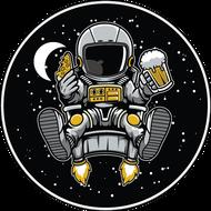 Наклейка Космонавт-166, фото 1