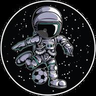 Наклейка Космонавт-167, фото 1