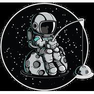 Наклейка Космонавт-170, фото 1