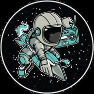 Наклейка Космонавт-171, фото 1