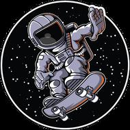 Наклейка Космонавт-172, фото 1