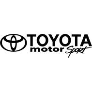 Наклейка Toyota-041, фото 1