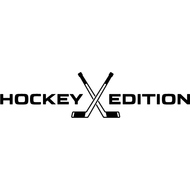 Наклейка Skoda Hockey Edition без фона, фото 1